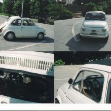 Fiat 500 giannini 590 Montecarlo